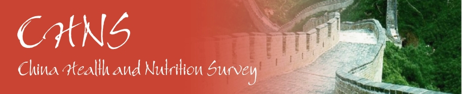 China Health and Nutrition Survey (CHNS)